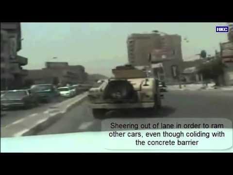 Преступления Blackwater в Ираке (Багдад 2006)
