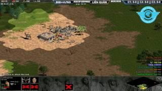 BIBIClub+Gunny vs Liên Quân Ngày 10/04/2017