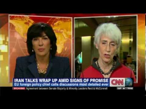 Iran nuclear talks 'detailed,' and 'substantive' says lead U S  negotiator Wendy Sherman