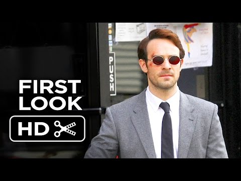 Daredevil TV Show - First Look (2015) - Marvel Television Series HD