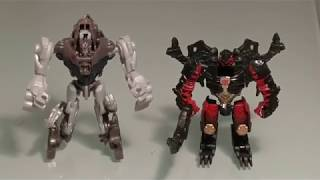 Revue Fr Transformers The Last Knight legion class Dragonstorm.