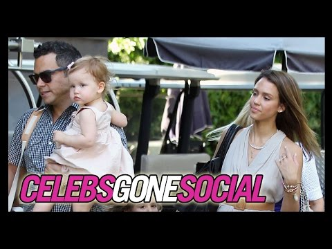 Jessica Alba is Still Married -- Celebs Gone Social for May 20, 2013