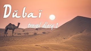 Dubai Travel Diary #1
