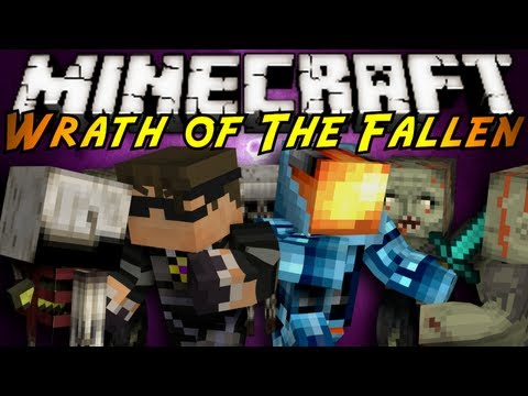 Minecraft: Wrath of the Fallen Part 2