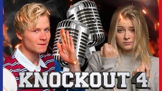 KELVIN VS. MARIJE - KNOCKOUT 4 | Challenges Cup #61