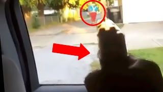 Top 10 CLOWN ATTACKS Caught on Video!