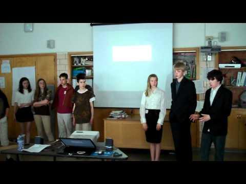 Ricks Center for Gifted Children - Formal Presentation - 04/29/2012