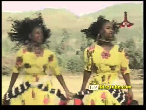 Abat Afetater [Traditional Amharic Music Video]