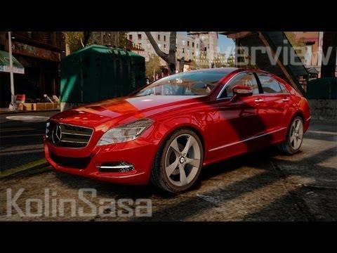 Mercedes-Benz DK CLS350