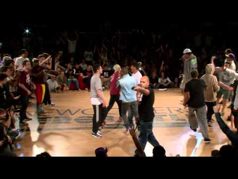 EUROBATTLE 2013 | BBOYING 1 ON 1 FINAL | SAMBO VS. LUAN