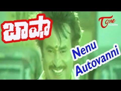 Basha Songs - Nenu Autovanni - Rajinikanth - Nagma