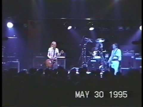 Juliana Hatfield @ Avalon '95 -Jeff Buckley stage dive