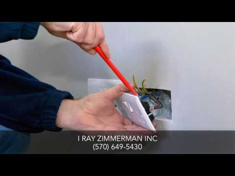 Electrical Contractor Turbotville PA I Ray Zimmerman Inc