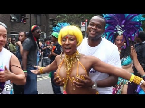 Notting Hill Carnival 2012 Official No.1 Carnival Highlights [HD]