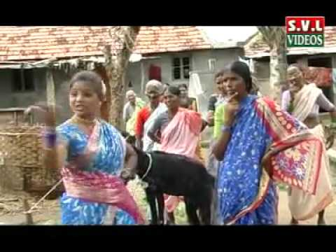 Folk Telugu Super Hit Song video