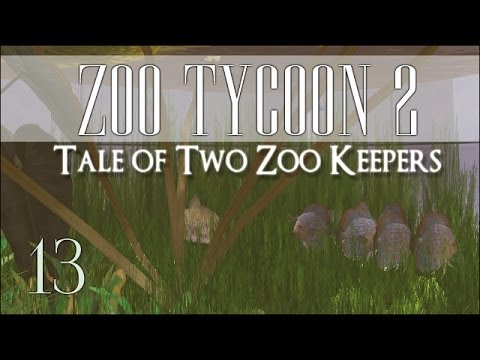 Zoo Tycoon 2 Collab! Tale of Two Zoo Keepers - Episode #13