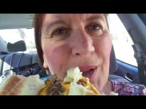 VLOG McDonalds eating a Steak, Egg+Cheese Bagel soft spoken for ASMR