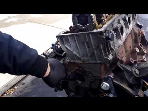 2002 Ford Explorer Timing Chain update 01-08-2013 part 3