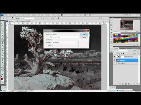 how to make landscape photos look professional in photoshop