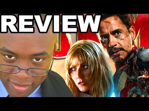 IRON MAN 3 REVIEW (NO SPOILERS) - Black Nerd Reviews