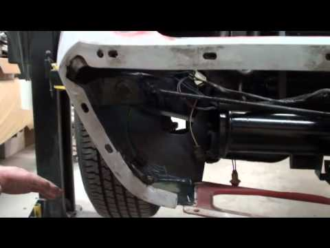 1974 Corvette Front Part 1 YouTube