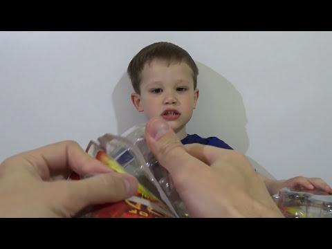 Нано - жуки распаковка игрушки Nano - beetles unpacking toys