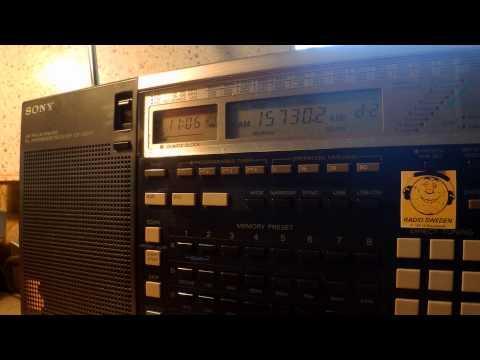 07 09 2015 Radio Habana Cuba in Spanish to ENAM, NCAm, SoAm 1105 on 11860, 11950, 15730 Bauta