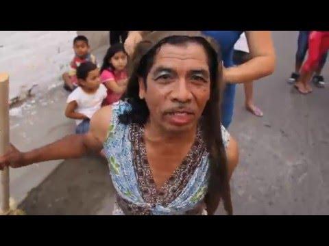 DETRAS DE CAMARAS  - MI SUEGRA ESTA LOCA - COMICO CACHAY  Y DEMENTE 2016