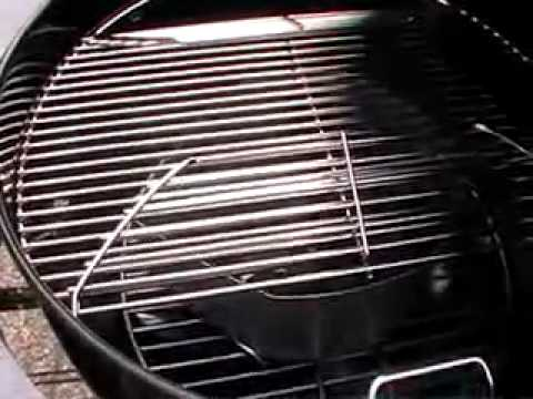weber performer touch n go grill video review youtube. Black Bedroom Furniture Sets. Home Design Ideas