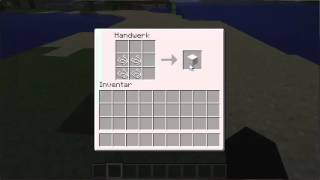Minecraft Wolle craften