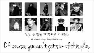 EXO-K - Playboy (Color Coded Lyrics: Han, Rom, Eng)