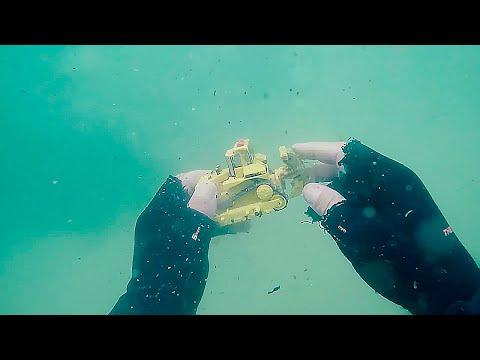 💍 Подводный поиск на Азове. НАШЁЛ!!! /HD