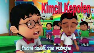 Lagu Kimcil Kepolen Nella Kharisma & Via Vallen | Versi Upin Ipin Terbaru (Musik, Lirik, Video)