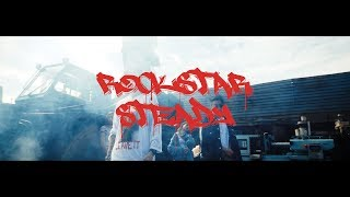 Crossfaith - 'Rockstar Steady (ft. JESSE from The BONEZ / RIZE) Official Music Video