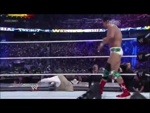WWE Wrestlemania 29 highlights HD