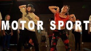 MOTOR SPORT - Migos x Cardi B x Nicki Minaj Dance PT 2 | Matt Steffanina Remix
