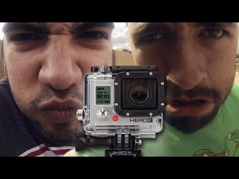 GoPro Hero3 Review! Mount it Anywhere!