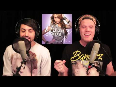 Pentatonix - Evolution Of Miley Cyrus