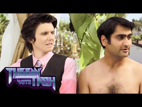 Tig Notaro & Kumail Nanjiani -- Tubbin With Tash Episode 5