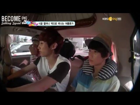 [B1SS] 120831 Hello Baby Season 6 with B1A4 - Episode 6 (1/4)