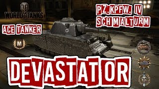 World of Tanks // Pz.Kpfw. IV Schmalturm // Ace Tanker // Devastator // Xbox One