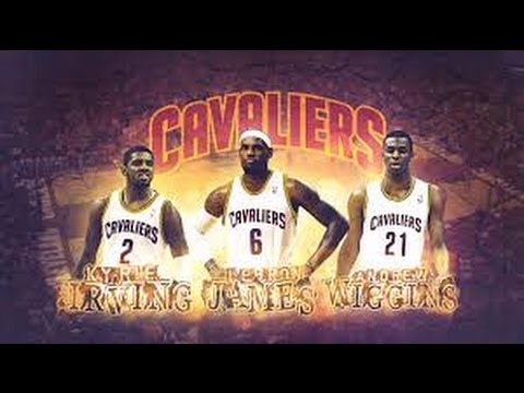 The New Big 3 In The Cleveland Cavaliers( Kevin Love, Kyrie Ivring, and Lebron James)