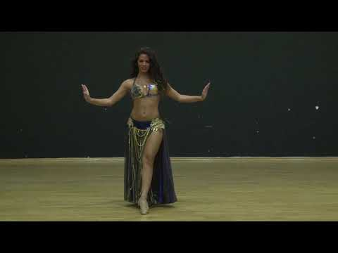 Nataly Hay Belly Dance  Drum Solo video