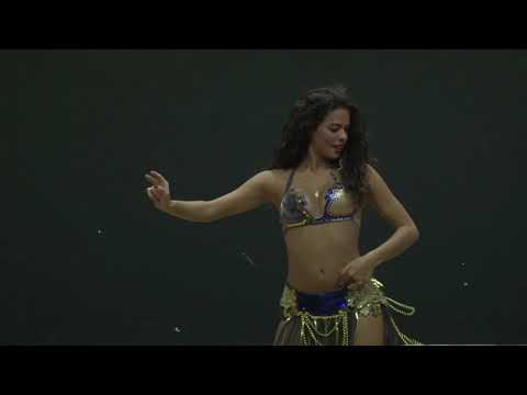 Nataly Hay Belly Dance  Drum Solo