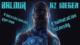Baldur Története [God Of War 2018]