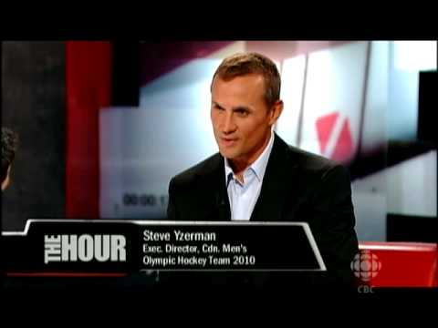 The Hour: Steve Yzerman Video