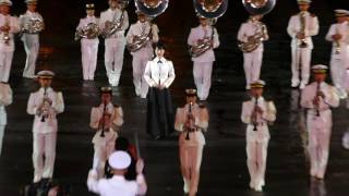 Basel Tattoo 2016 - Japan Maritime Self.Defence Force Band, Tokyo