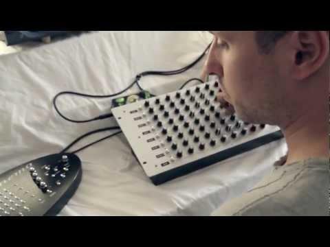 STEFAN GOLDMANN: analog beat sequencing