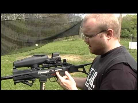 Tippmann X7 Phenom Overview