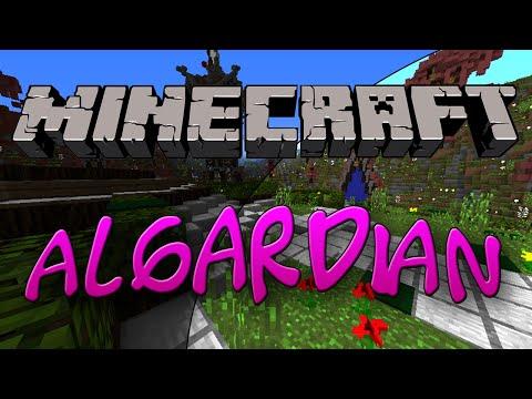 Minecraft PC Server Review - Algardian (24/7 KitPvP/Factions/Creative/Skyblock)